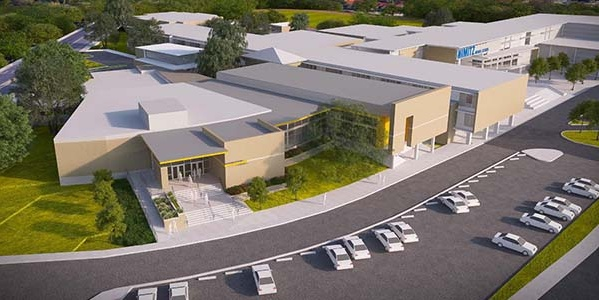 Nimitz Middle School – Fine Arts – North East ISD