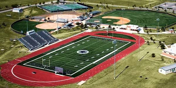 Byron Steele High School Athletic Complex – Schertz Cibolo Universal City ISD