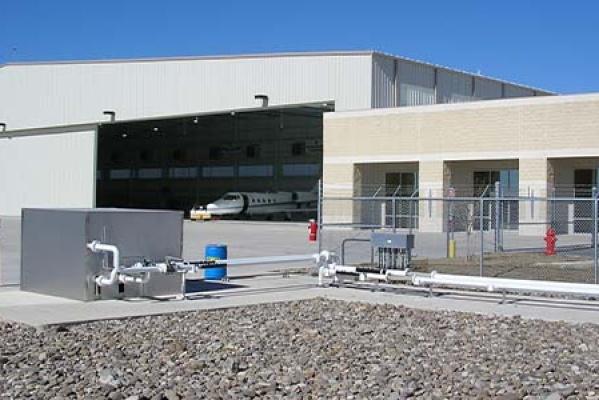 Valero Hangar Development